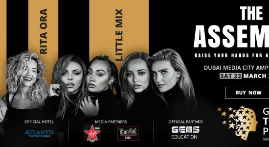 The Assembly: a Global Teacher Prize Concert – Little Mix, Rita Ora, and Liam Payne - comingsoon.ae