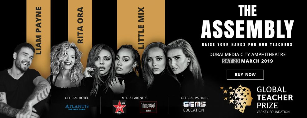 The Assembly: a Global Teacher Prize Concert – Little Mix, Rita Ora, and Liam Payne - Coming Soon in UAE, comingsoon.ae