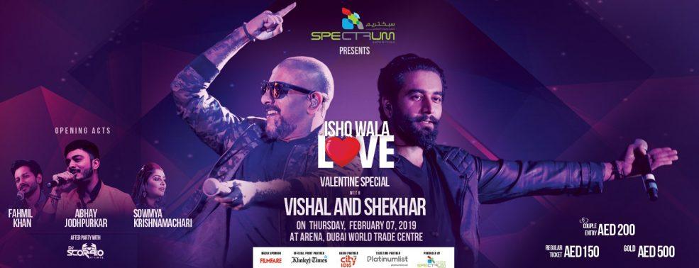 Ishq Wala Love by Vishal and Shekhar - Coming Soon in UAE, comingsoon.ae