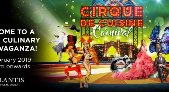 Cirque De Cuisine Carnival Edition - comingsoon.ae