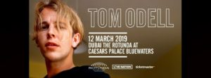 Tom Odell concert at The Rotunda