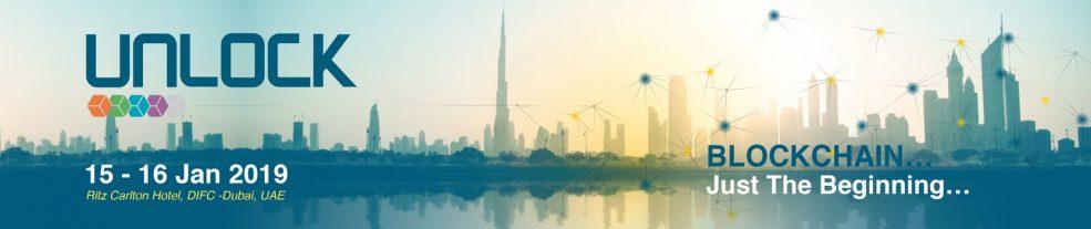 UNLOCK Blockchain Forum 2019 - Coming Soon in UAE, comingsoon.ae