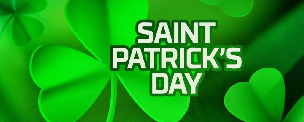 Saint Patrick's Day — from Ireland with love