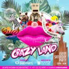 Crazy Land powered by CandyPants at BASE