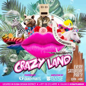 Crazy Land powered by CandyPants