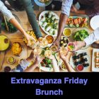 Extravaganza Friday Brunch at 365 Restaurant, Dubai