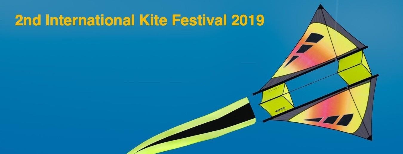 2nd International Kite Festival 2019 - Coming Soon in UAE