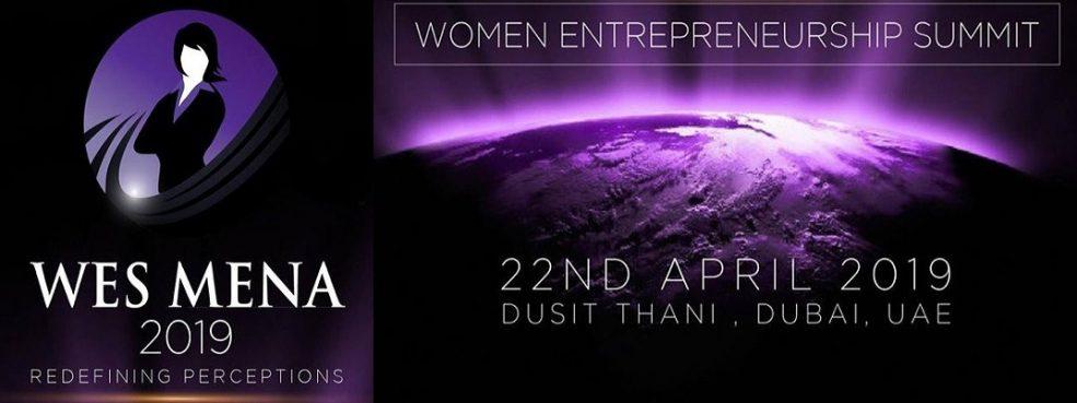 Women Entrepreneurship Summit MENA 2019 - Coming Soon in UAE, comingsoon.ae