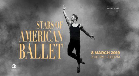 Dubai Opera – Stars of American Ballet - comingsoon.ae