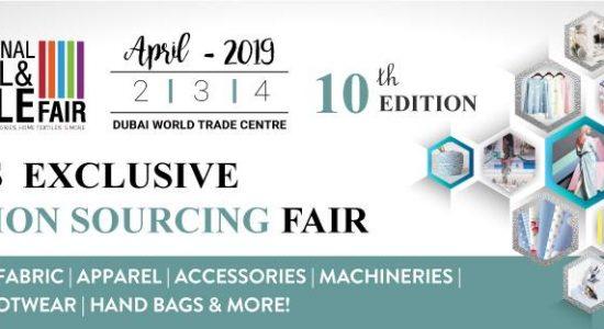 International Apparel & Textile Fair 2019 - comingsoon.ae