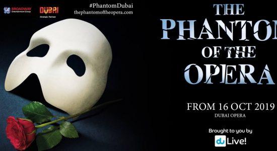 The Phantom of the Opera at Dubai Opera - comingsoon.ae