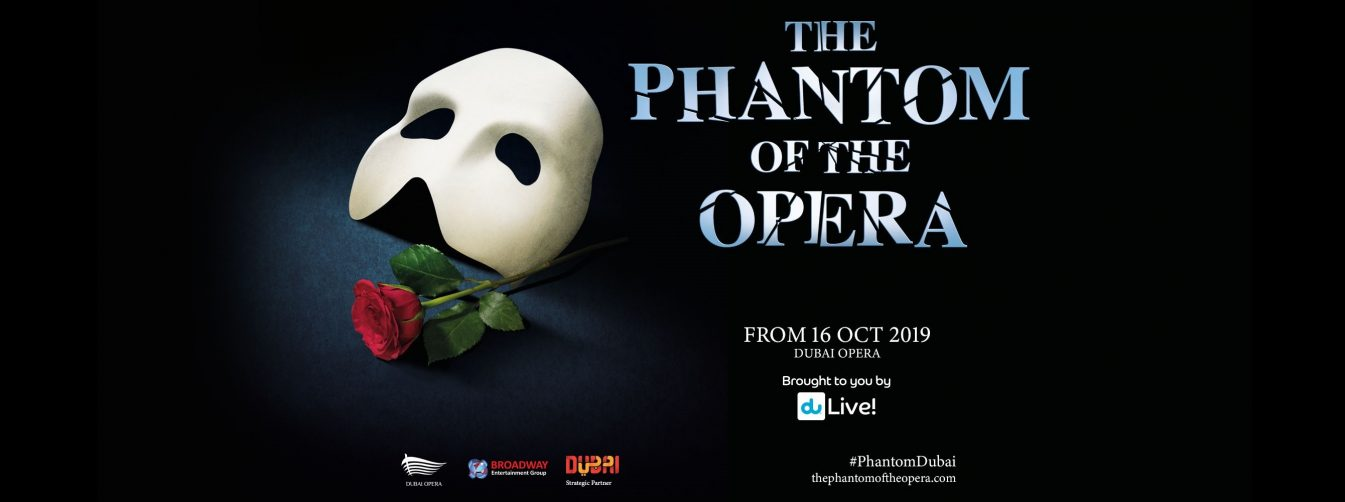 The Phantom of the Opera at Dubai Opera - Coming Soon in UAE, comingsoon.ae