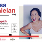 Stand Up Dubai: Luisa Omielan by Those Guys Events