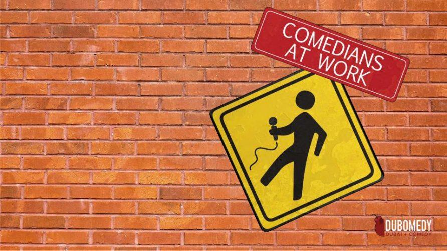 Comedians at Work - Coming Soon in UAE, comingsoon.ae