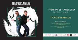 The Proclaimers Live at the Irish Village