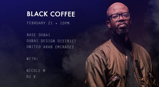 Base presents Black Coffee - comingsoon.ae