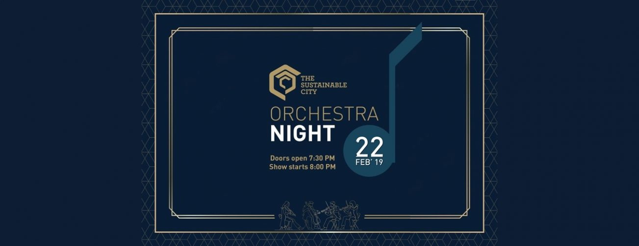 The Sustainable City Orchestra Night - Coming Soon in UAE, comingsoon.ae