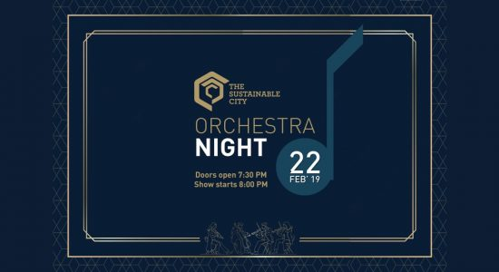 The Sustainable City Orchestra Night - comingsoon.ae