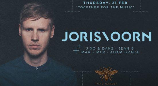 Soho Garden presents Joris Voorn - comingsoon.ae