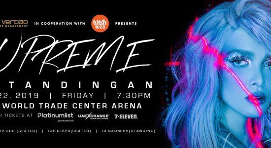 Supreme: KZ Tandingan Concert - comingsoon.ae