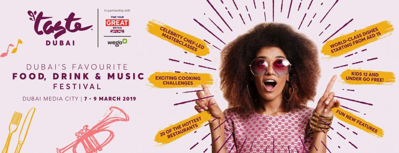 Taste of Dubai 2019 - Coming Soon in UAE, comingsoon.ae