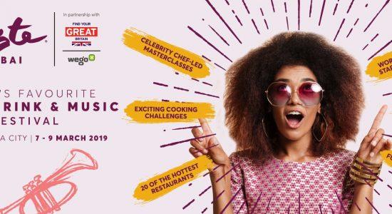 Taste of Dubai 2019 - comingsoon.ae