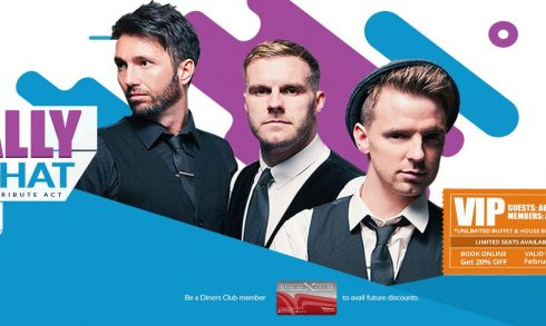 Totally Take That Tribute Concert - Coming Soon in UAE, comingsoon.ae