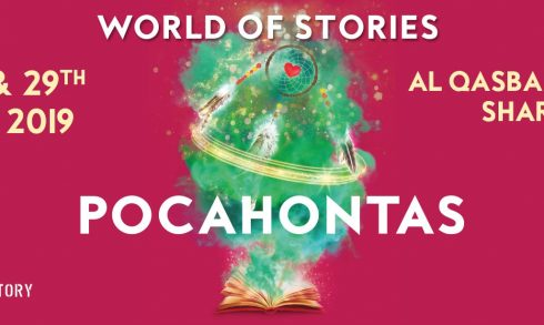Pocahontas – The Legend musical show - Coming Soon in UAE, comingsoon.ae