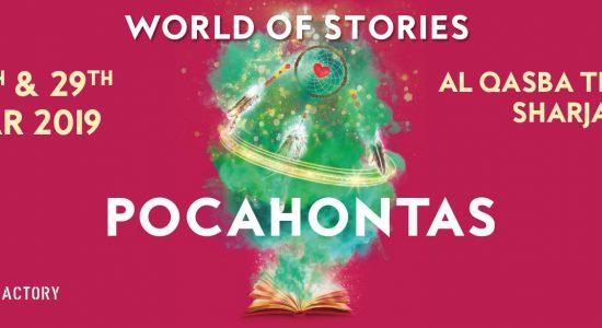 Pocahontas – The Legend musical show - comingsoon.ae