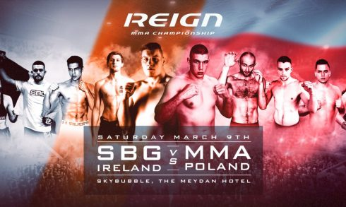 Reign MMA Championship - Coming Soon in UAE, comingsoon.ae