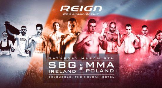 Reign MMA Championship - comingsoon.ae