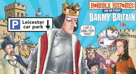 Barmy Britain at Madinat Theatre - comingsoon.ae