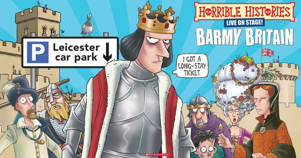 Barmy Britain at Madinat Theatre - Coming Soon in UAE, comingsoon.ae