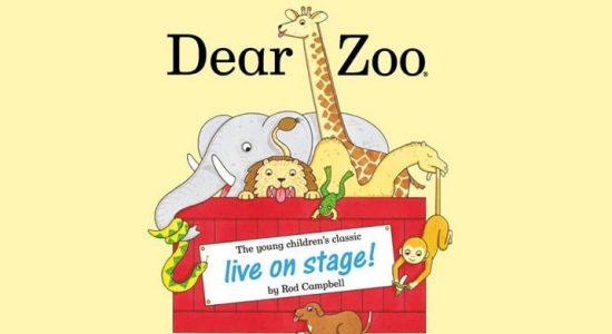 Dear Zoo at Madinat Theatre - comingsoon.ae