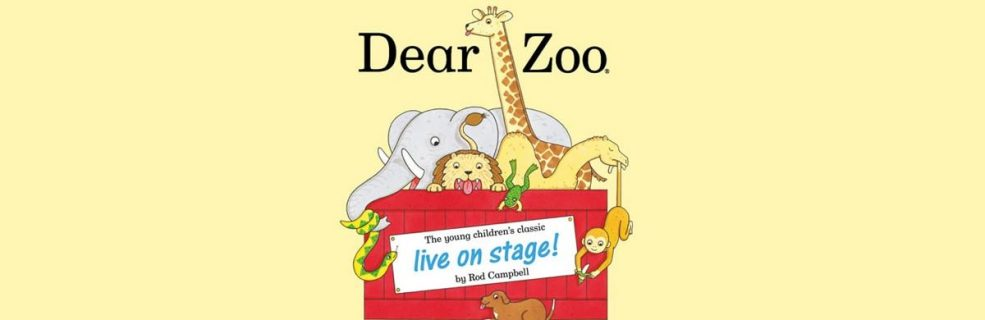 Dear Zoo at Madinat Theatre - Coming Soon in UAE, comingsoon.ae