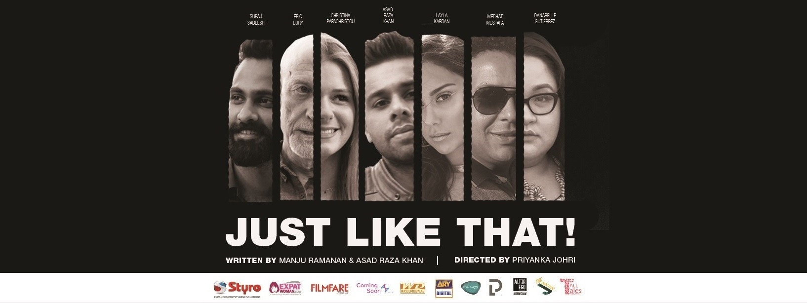 «Just Like That» — comedy at The Junction - Coming Soon in UAE