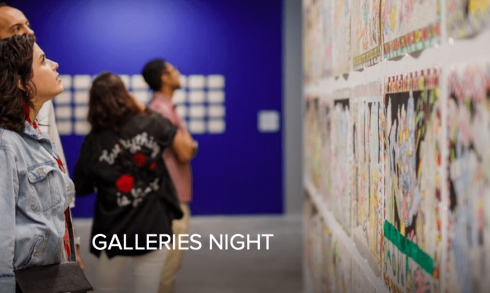 Galleries Night at Alserkal Avenue - Coming Soon in UAE, comingsoon.ae