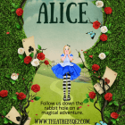 Alice at the Theatre By Qe2 by Theatre by QE2