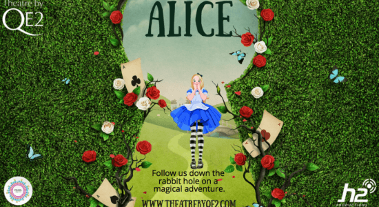 Alice at the Theatre By Qe2 - comingsoon.ae