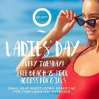 Ladies' Day at Zero Gravity, Dubai
