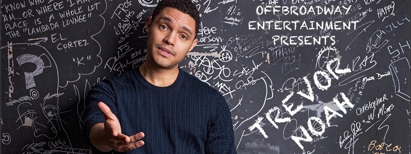 Trevor Noah – Live On Yas Island - Coming Soon in UAE