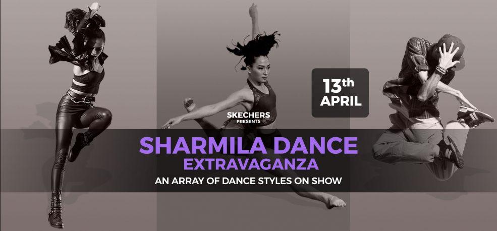Sharmila Dance Extravaganza 2019 - Coming Soon in UAE, comingsoon.ae