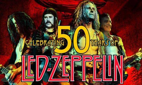 50 Years of Led Zeppelin – Tribute Show - Coming Soon in UAE, comingsoon.ae