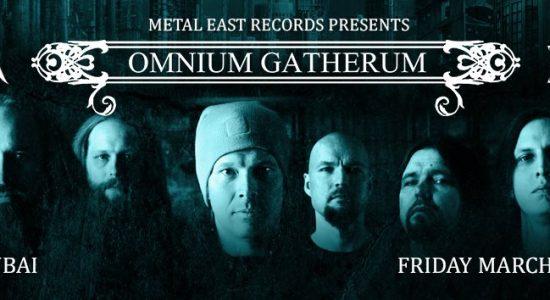 Omnium Gatherum – Live In Concert - comingsoon.ae