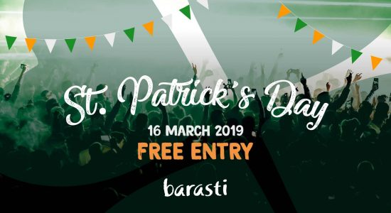 St. Patrick's Day at Barasti - comingsoon.ae