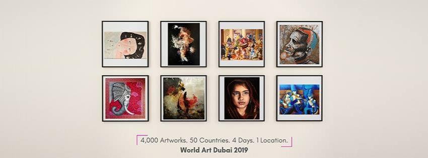 World Art Dubai 2019 - Coming Soon in UAE, comingsoon.ae