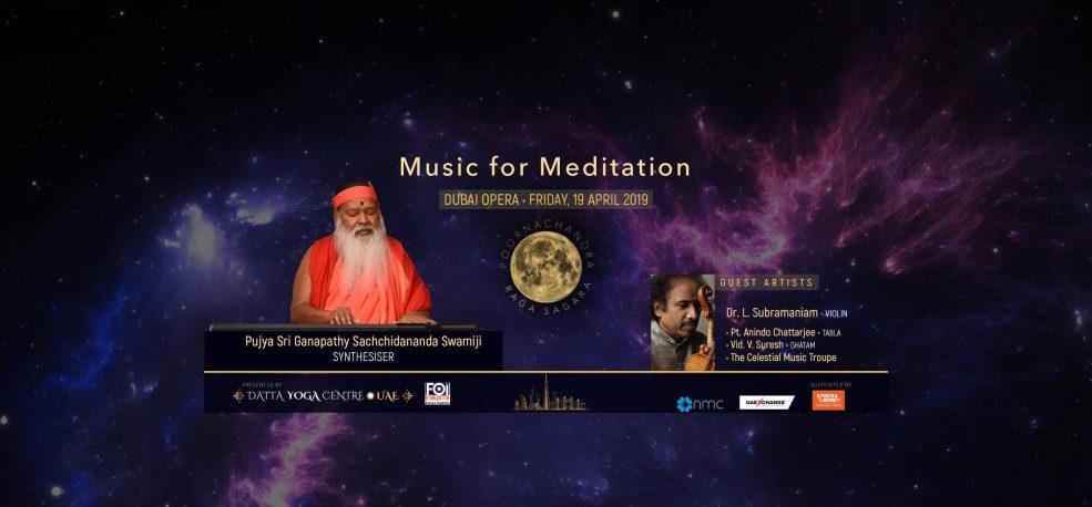 Music for Meditation at the Dubai Opera - Coming Soon in UAE, comingsoon.ae