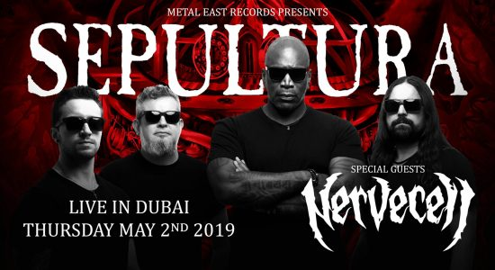 Sepultura at the Hard Rock Cafe - comingsoon.ae