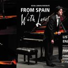 From Spain With Love piano concert at Emirates Palace, Abu Dhabi in Abu Dhabi