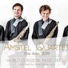 Amstel Quartet Saxophone Concert at One&Only Royal Mirage, Dubai in Dubai
